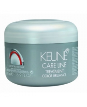 Keune Care Line Маска Яркость цвета Color Brilliance Treatment
