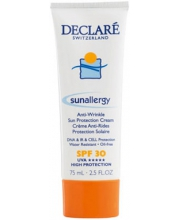 Солнцезащитный крем с SPF 30 Declare Sun Allergy Anti-Wrinkle Sun Protection
